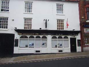 The Horseshoe Inn,  36 Sheep St,  Wellingborough